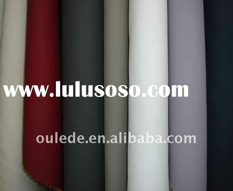 pu/pvc synthetic leather for furniture