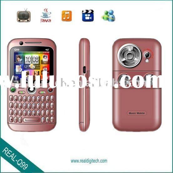 quad band tv mobile phone Q99