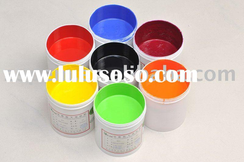 reflective inks for screen printing