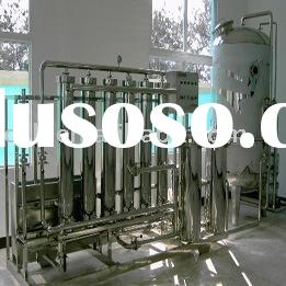 reverse osmosis water treatment, Ro system project, water purification system