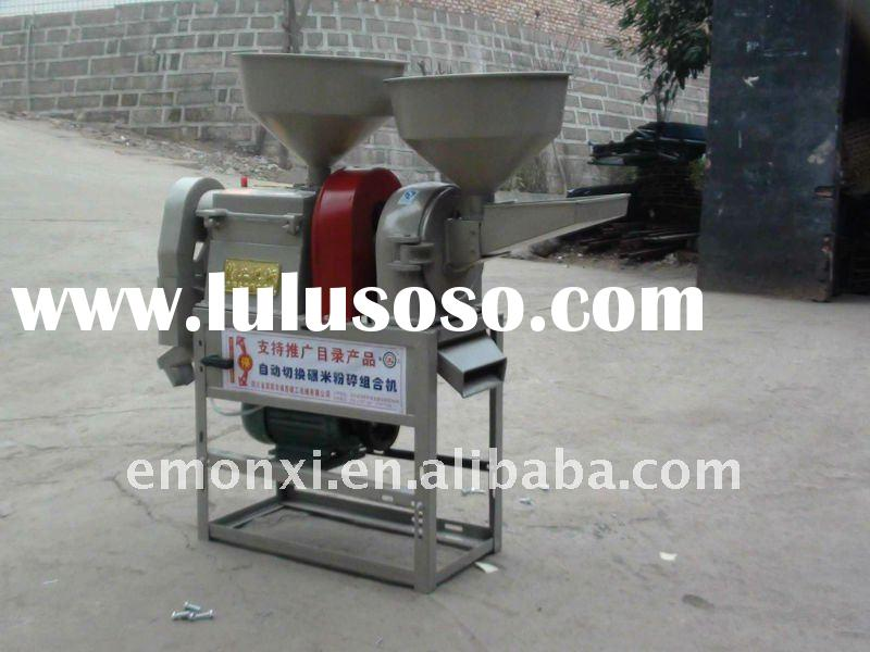 rice polishing machine scouring mill rice polisher rice mill paddy pounder grain grinder 100-21