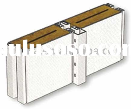 rock wool acoustic decorative wall panel