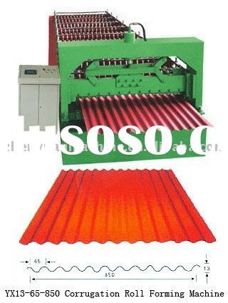 roll forming machine,corrugated roof sheet machine,roofing corrugated machine making