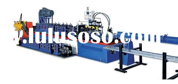 roll forming machinery ( cold roll forming machine )