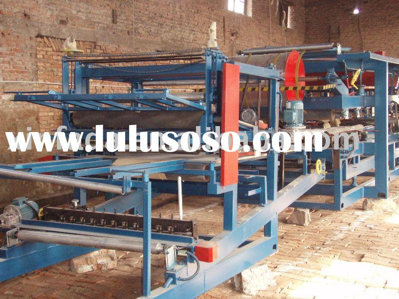 sandwich panel making machine,EPS forming machine,foam panel forming machine