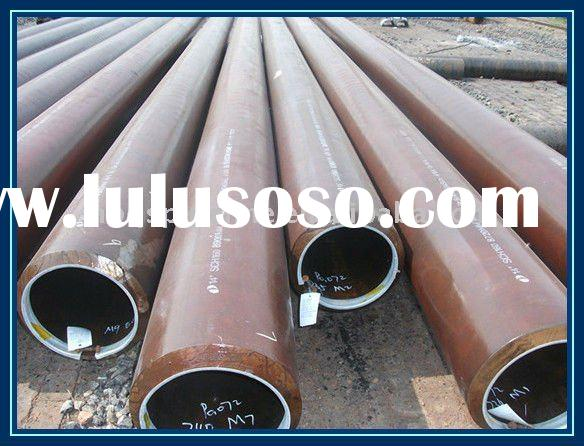 seamless heavy/thick wall pipe/API 5L steel pipe