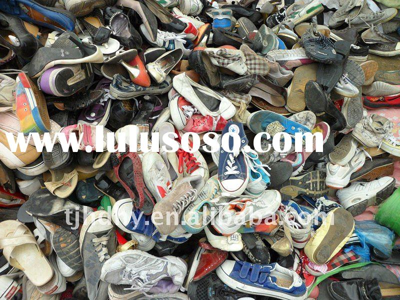 second hand / used shoes