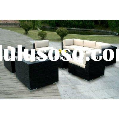 sell outdoor rattan patio garden wicker sofa set furniture