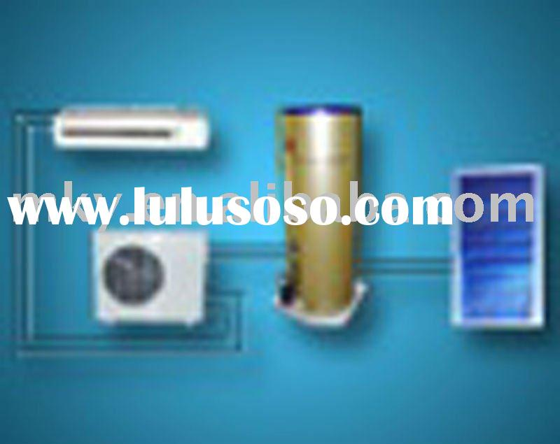 solar air conditioner and water heater 24000btu
