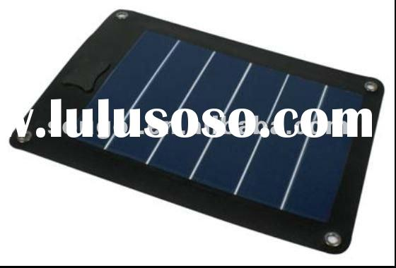 solar cell, 3W flexible solar panel,solar charger for Iphone,Ipad with high quality