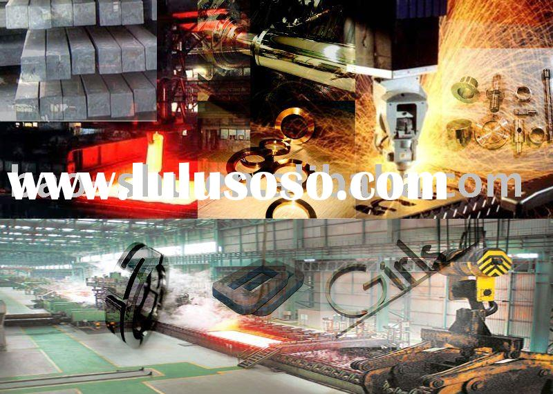 steel cutting and process service square bar flat bar pipe RHS SHS round bar ms plate stainless stee