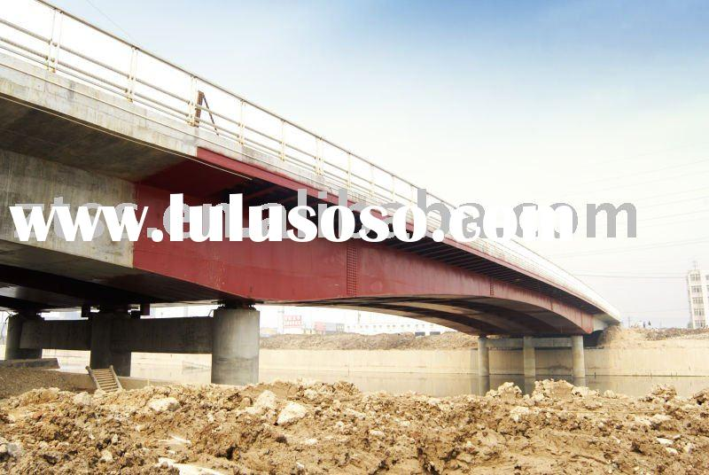 steel structure of bridge