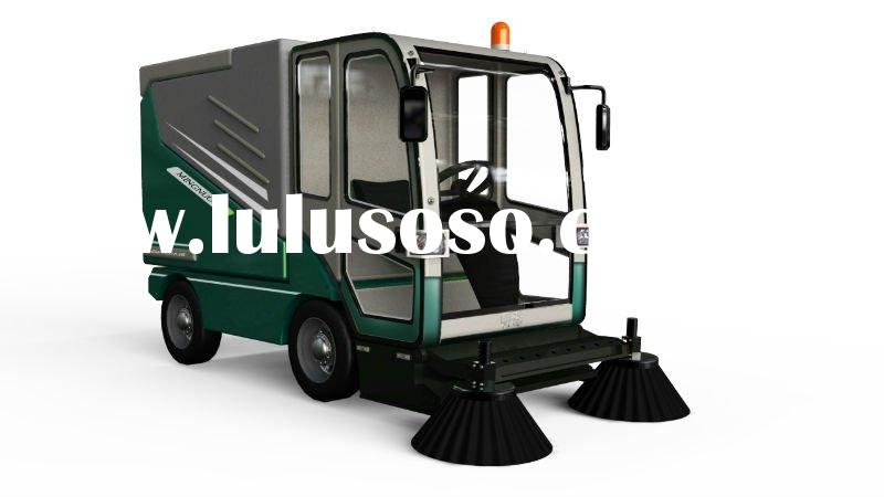 street sweeper,electric sweeper, dry cleaning equipment