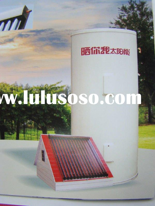 sunny water split style solar water heater