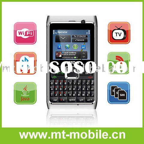 tri sim card wifi tv Java mobile phone N802