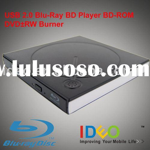 usb external blue ray drive and dvd burner combo