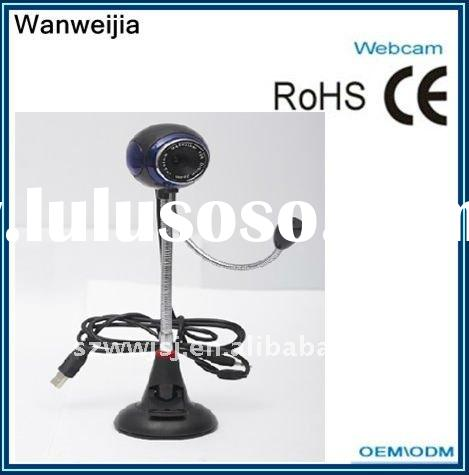 usb webcam 300k pixel pc camera driver(GW-25)