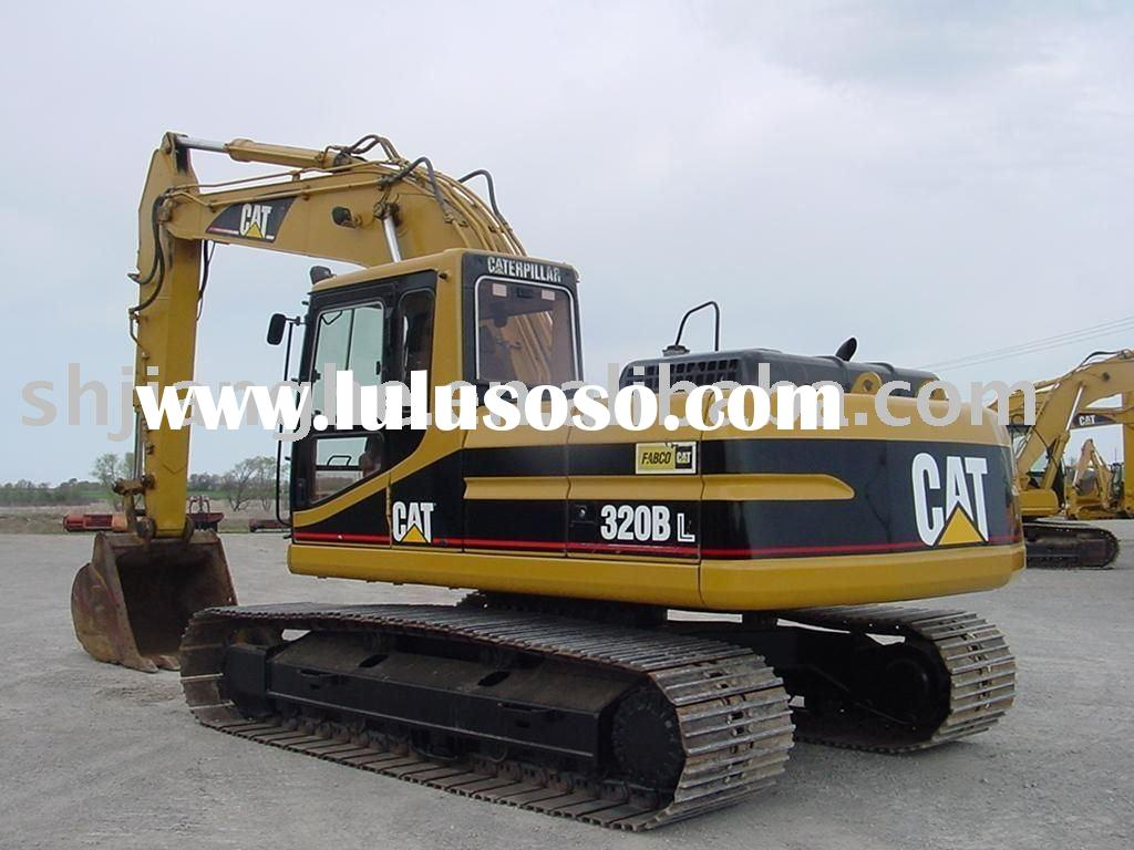 used CATERPILLAR 330BL crawler excavator machine