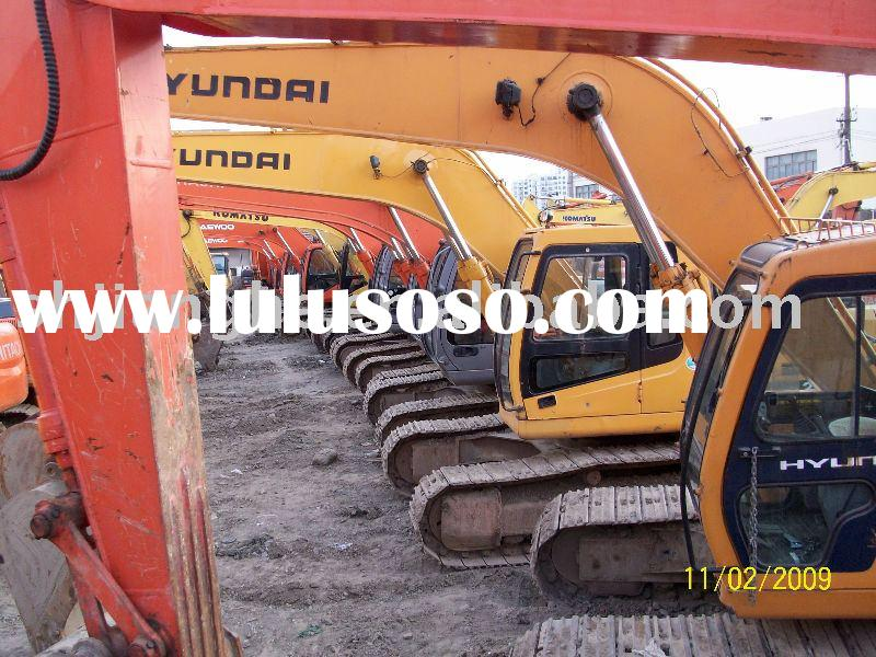 used Excavator,used construction machines,used construction equipment