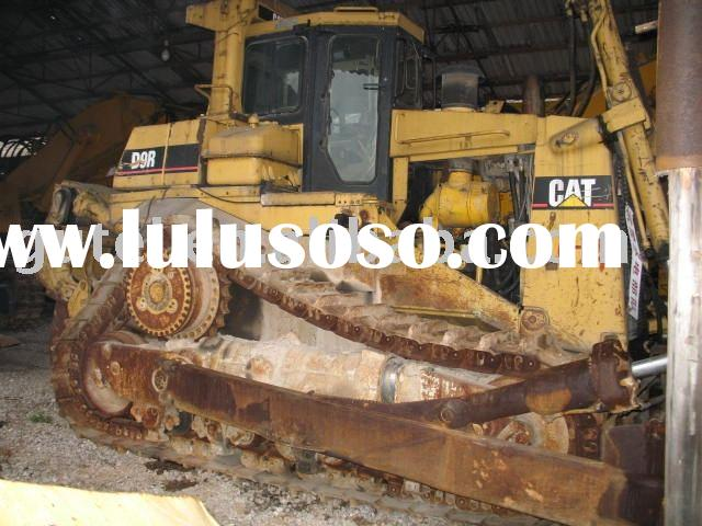 used bulldozer caterpillar D9R