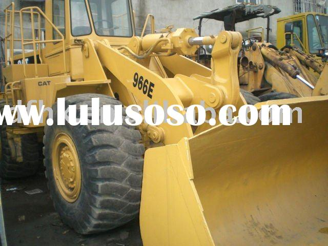 used cat loader 966E
