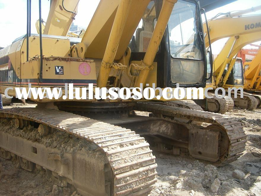 used caterpillar 325B excavator for sell( excavator used excavator construction machine caterpillar