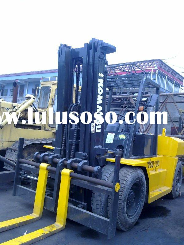 used forklift sales 10ton