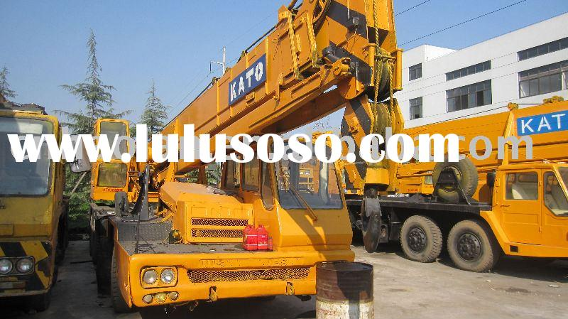used machine KATO 20t crane(used machine used mobile crane second hand crane)
