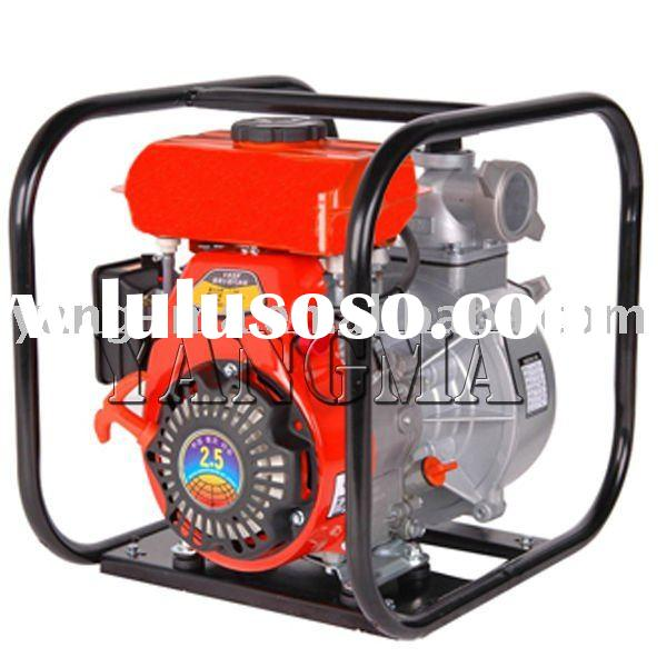 water cooled self-priming farm irrigation diesel engine pump station