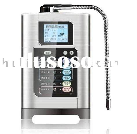 water ionizer Alkaline machine water purifier