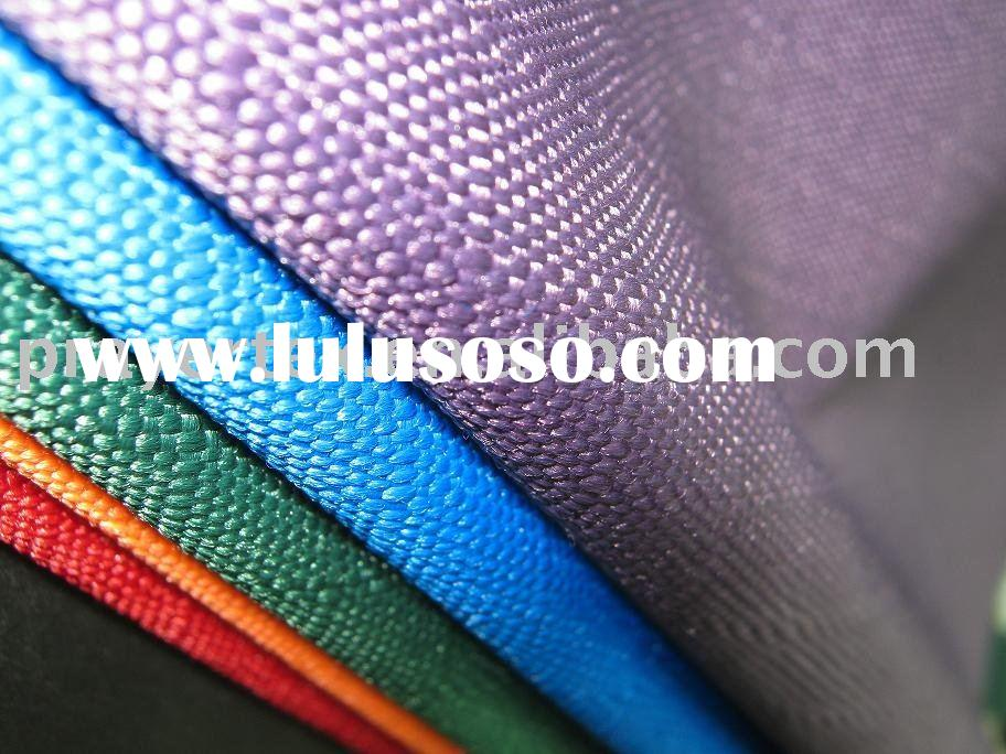 waterproof,filame retardant,breathable Polyester Oxford 600D Fabric with PU coated