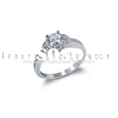 wholesale 925 silver jewelry best price , fashion ring jewelry,brass jewelry hot sell