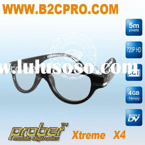 wireless mini camera/Video Recorder Eyewear/Camcorder Eyewear/Video Camera fashion Sunglasses/