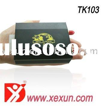 xexun original vehicle tracker tracking gsm gps / Car Tracker Device TK103 2