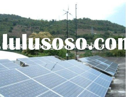1000W solar power system for home use