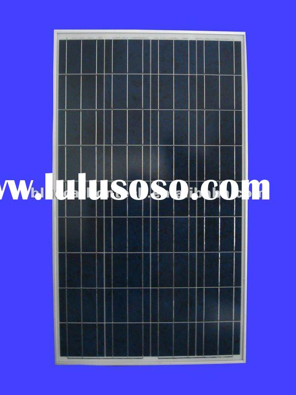 100W 12V CE ISO poly solar panels in Energy