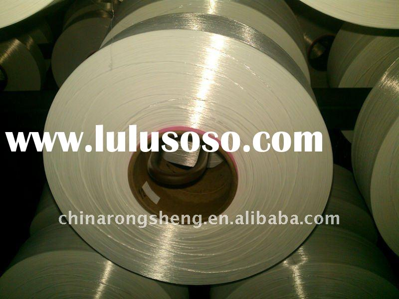 100% Polyester Partially Oriented Yarn 150 Denier/48 Filament for final DTY,Semi Dull