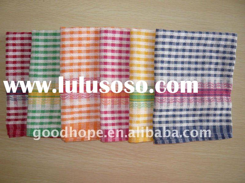 100% cotton waffle kitchen/tea towel,