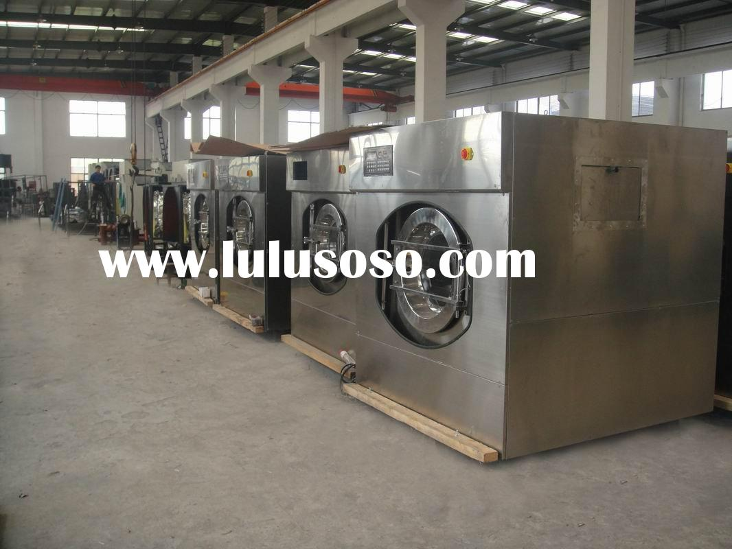 100 kg Industrial Washing Machine(commercial washing machine, commercial laundry machine)