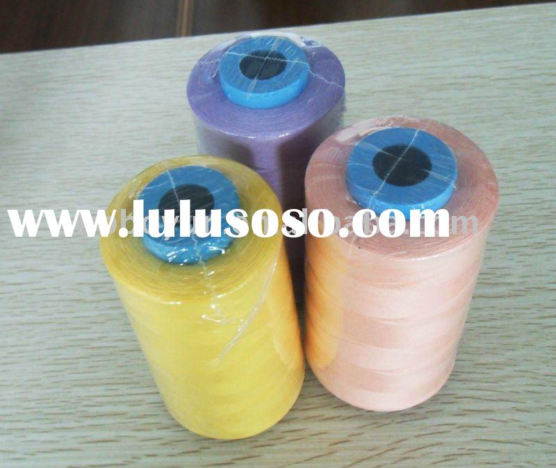 100% polyester sewing thread 40s/2