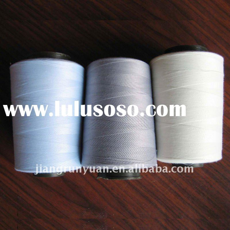100 polyester sewing thread yarn