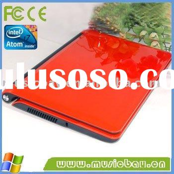 10inch intel atom D425 mini netbook for Windows 7
