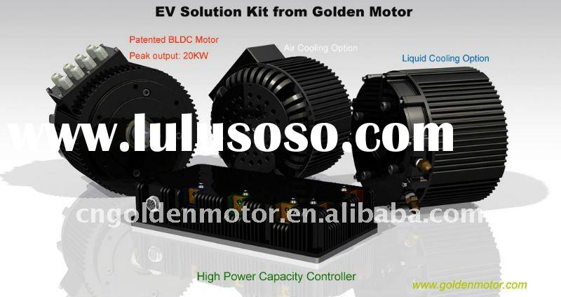 10kw to 20kw electric car motor/ EV brushless dc motor