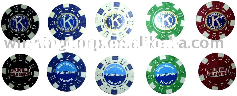 Trademark Global Big Blind Button For Poker Game. $5.38