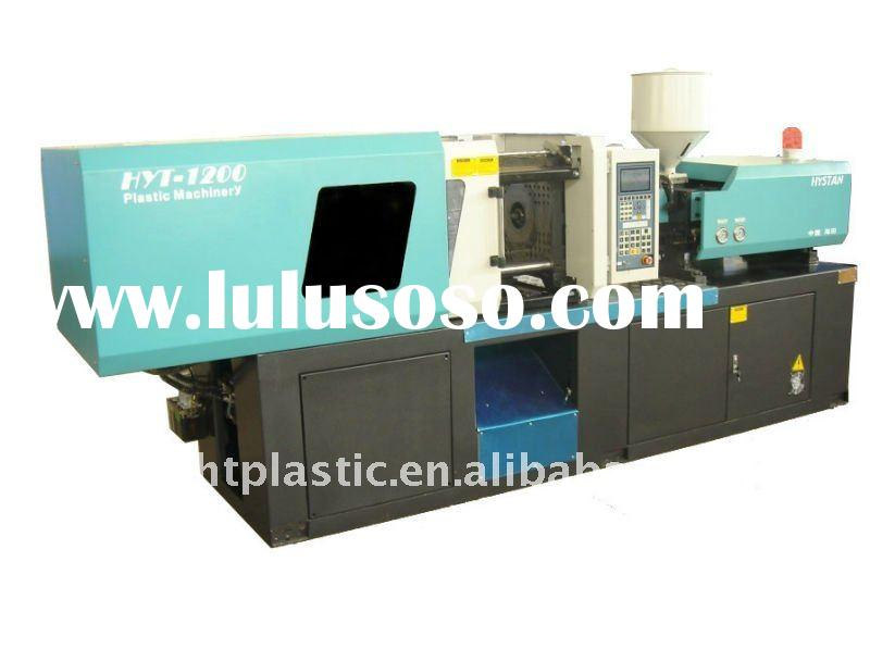120 TONS plastic injection machine with variable pump and servo motor