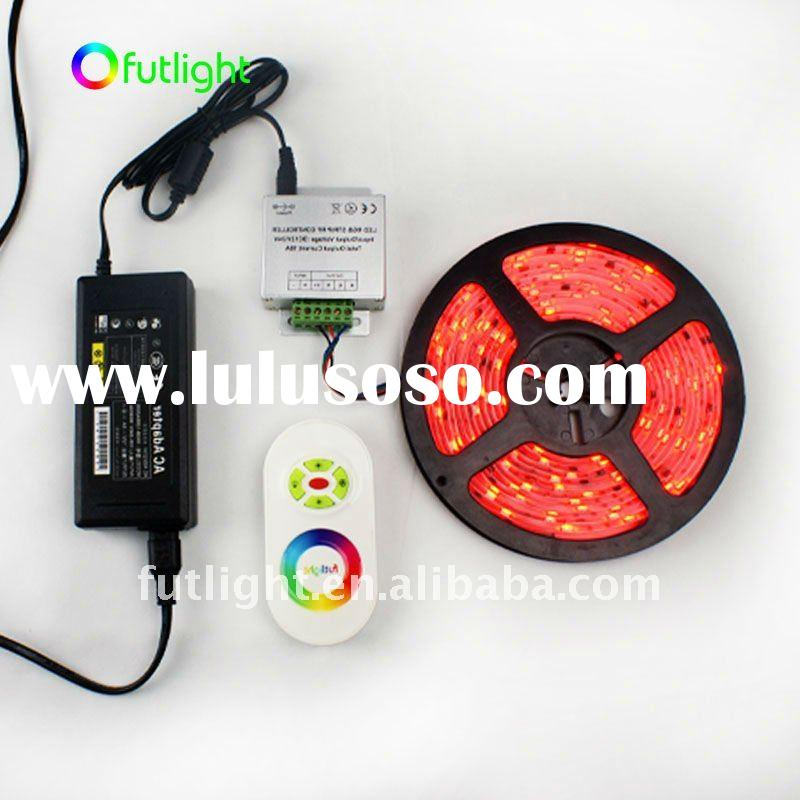 12V LED Strip Light with RF Wireless Remote Control