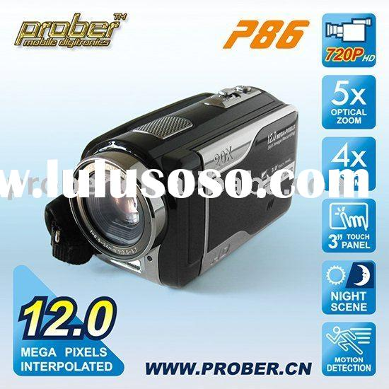 12.0MP with 3.0''touch LCD screen Digital Camera/Brand Digital Camera/Original Digit