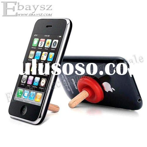 12 Pcs Pumping Toilet Stand Holder For Mobile Phone HTC iPhone,IP-274