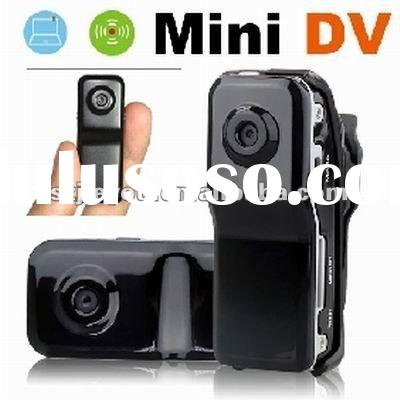 12pcs HD 720P 16GB mini dv digital video camera JY001