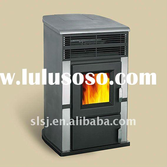 14kw Automatic feeding Pellet Stove with water system